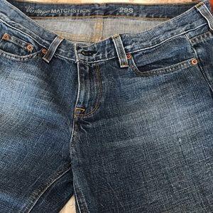 J Crew Vintage Matchstick Jeans Low Ride Jean